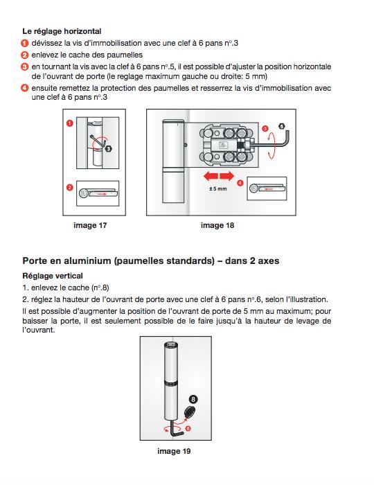 Comment faire les reglages d une fenetre pvc 5
